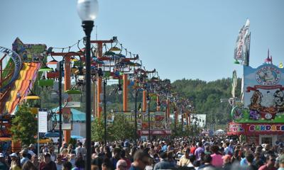 New York State Fair canceled