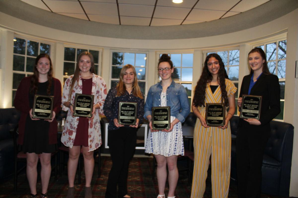 2019 Big 30 Academic Scholarship winners