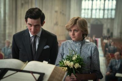 Diana and Thatcher arrive in season four of 'The Crown'