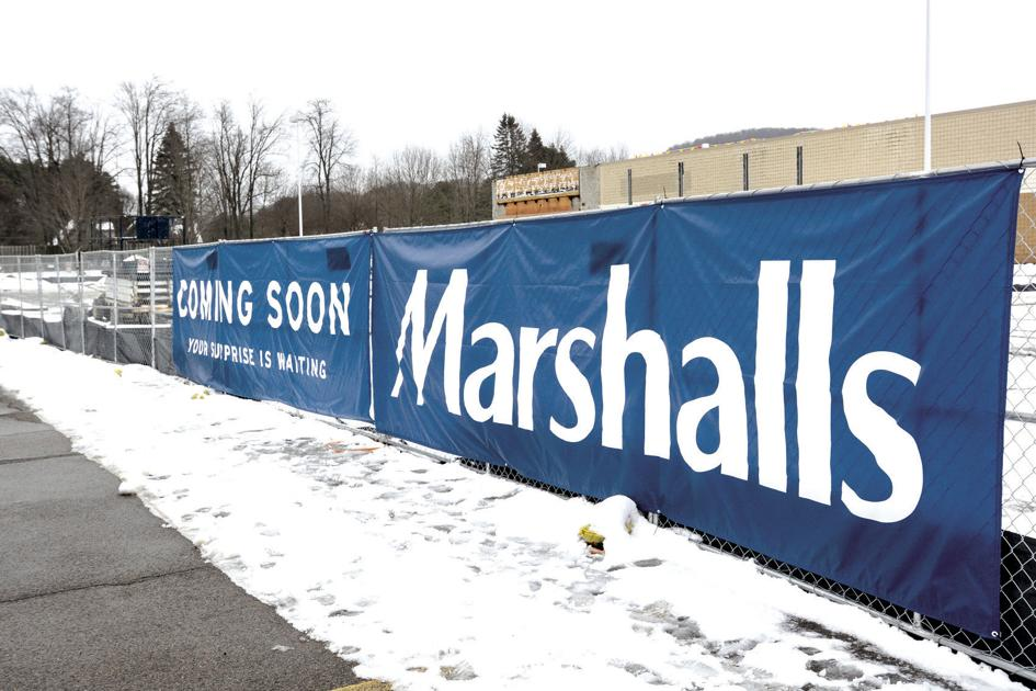 Despite Announcement Sign No Announcement On Marshalls Opening - Free sample invoice template marshalls online store