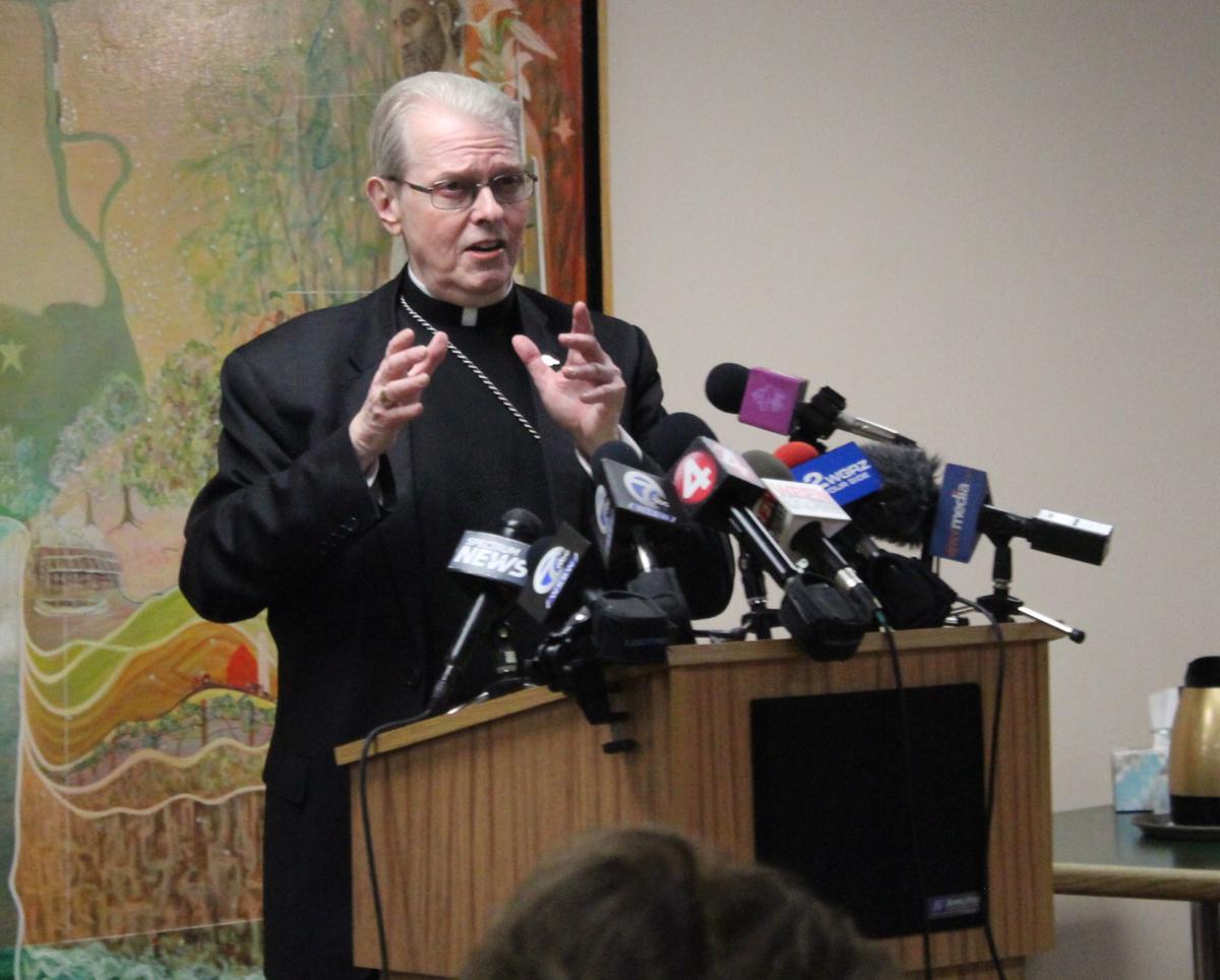 Interim leader of Diocese of Buffalo