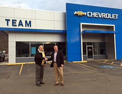 Paul Brown Motors Acquires Team Chevrolet News Oleantimesherald Com