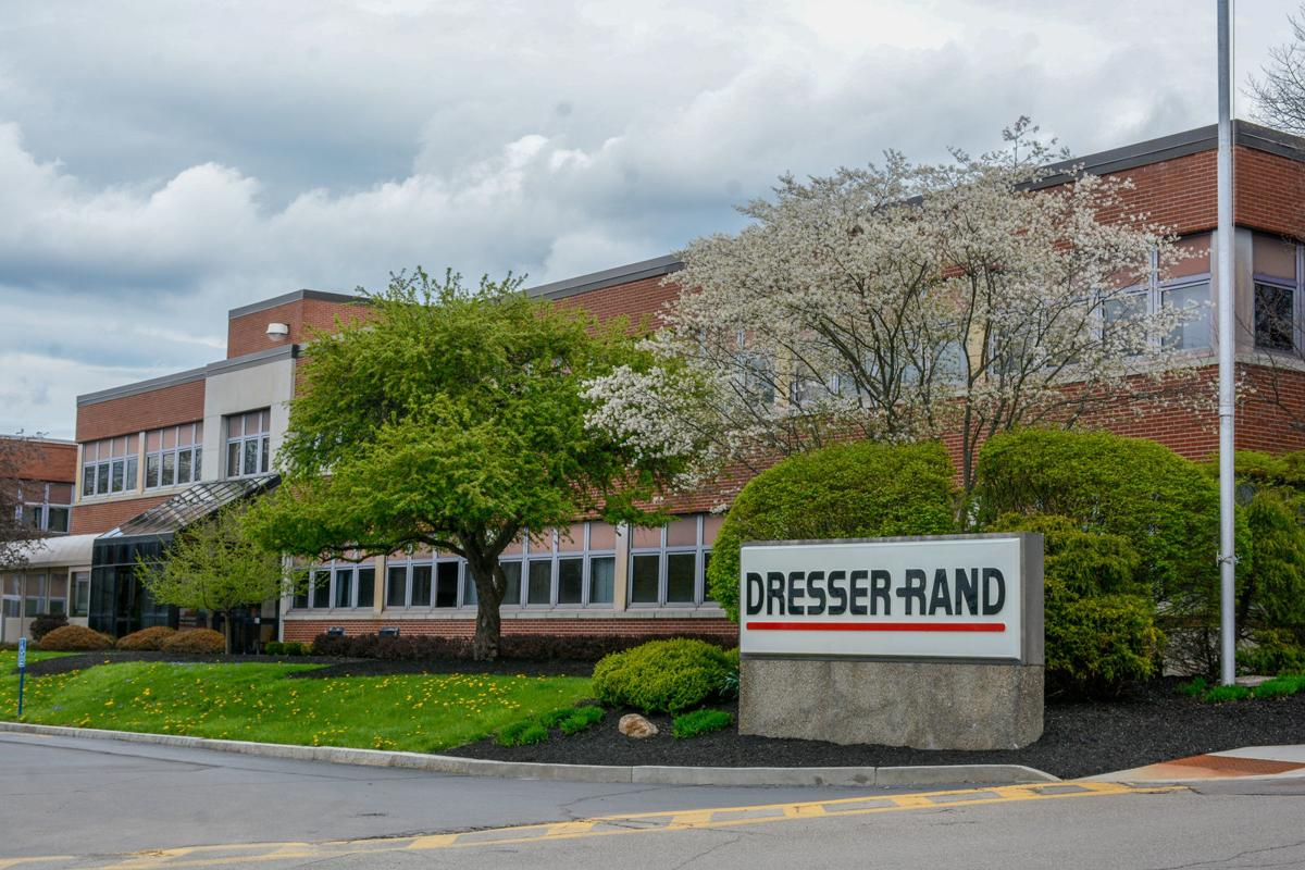 Partial Wellsville Dresser Rand Closing