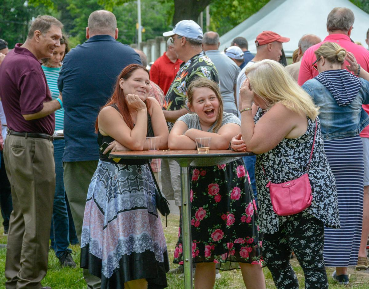 51st annual Greater Olean Area Chamber of Commerce Clambake