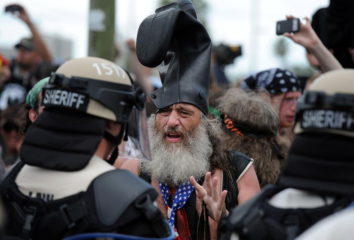 Vermin Supreme, boot-hatted national political figure, is coming to Olean 5d2fa61b7b29d.image