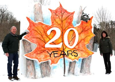 20th anniversary at Sprague's