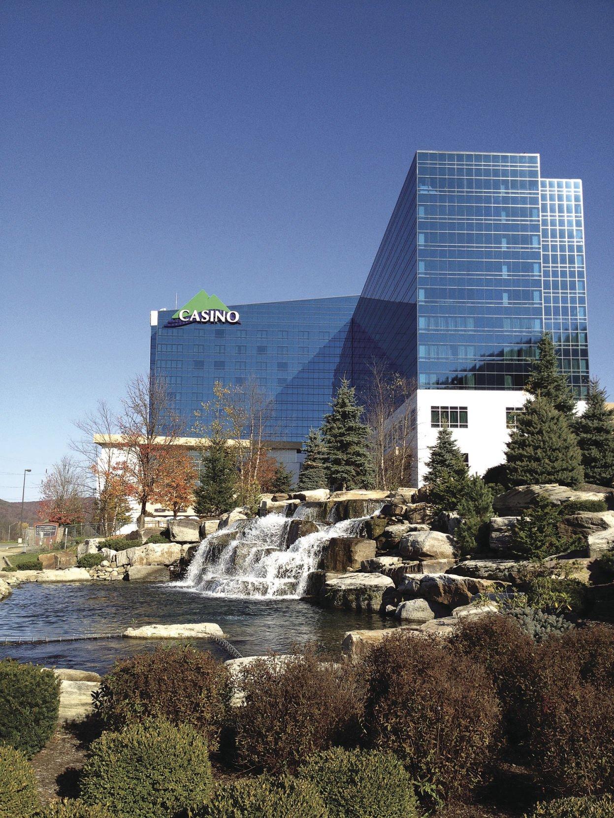 Seneca casino layoffs regulation of online gambling