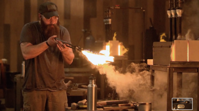"""""""Forged in Fire"""""""