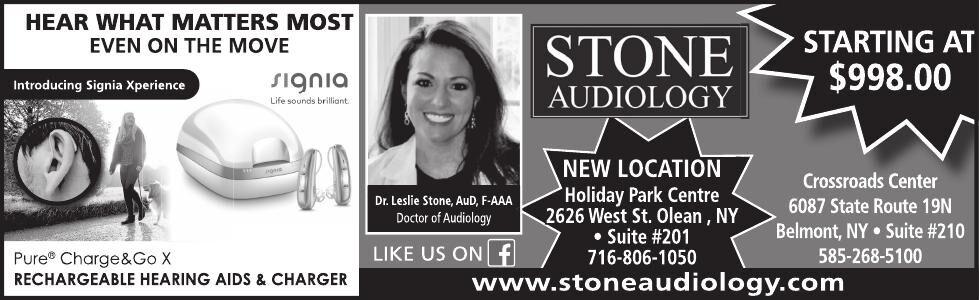 Stone Audiology