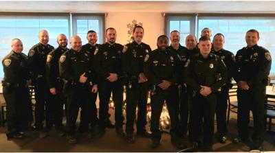 Cattaraugus County School Resource Officers honored at luncheon