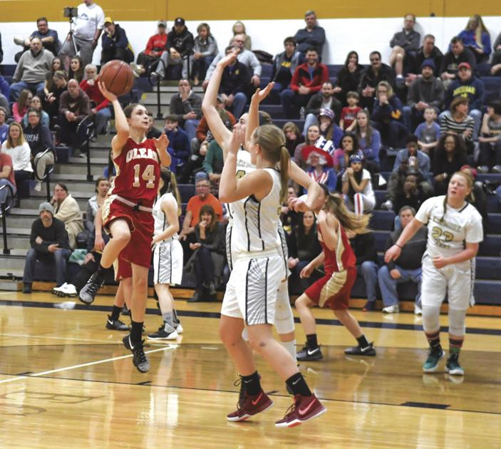 Olean Class Cars: Section 6 Girls Basketball: Olean Knocks Off No. 1 Kenmore