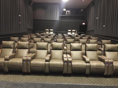 Swell Allegany Amc Theater Gets Recliner Seats News Pabps2019 Chair Design Images Pabps2019Com