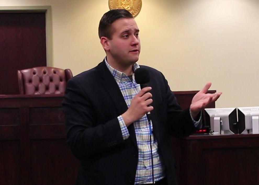 Eddie Sundquist Reed opponents meet in bipartisan