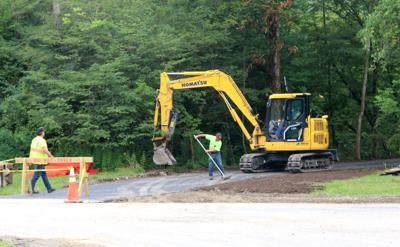 Quaker Run Multi-Use Trail taking shape in Allegany State Park