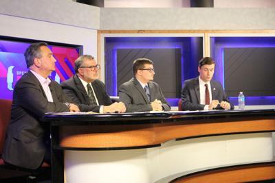Morgan, Borrello meet in last 57th Senate District debate on SBU-TV