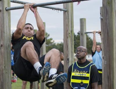 U.S. Army fitness