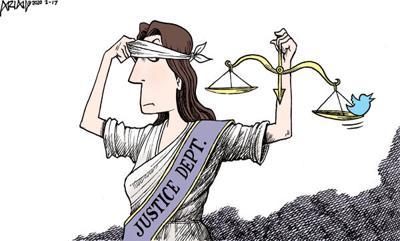 Tweeting Justice