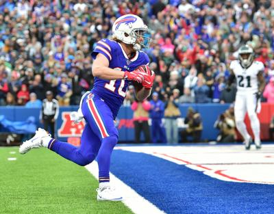 Bills' playoff spot not definite, but almost a certainty