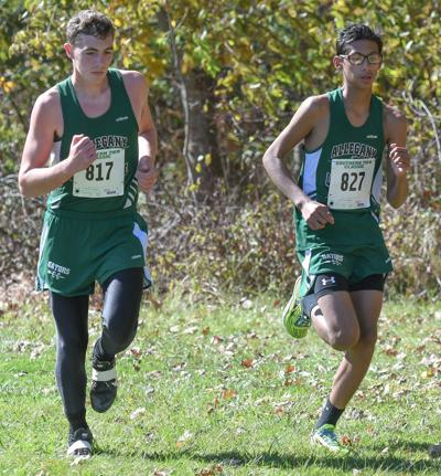 A-L cross country fares well at Southern Tier Classic