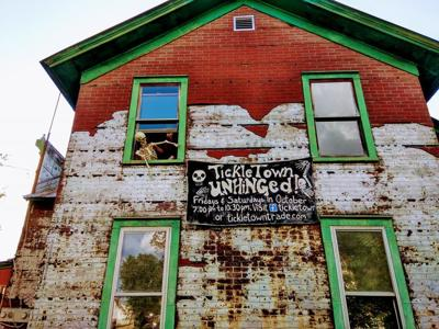 'Tickletown Unhinged' fundraiser to be presented throughout October