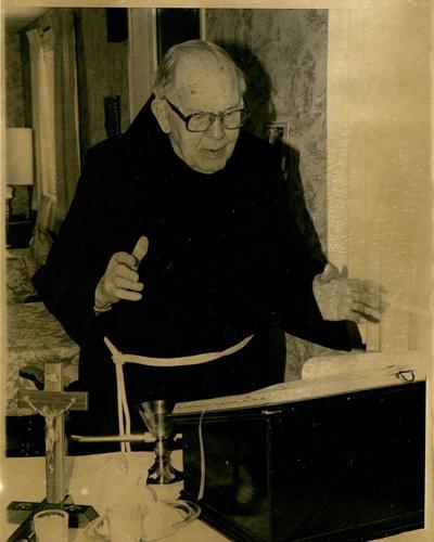 The Rev. Maurice Scheier