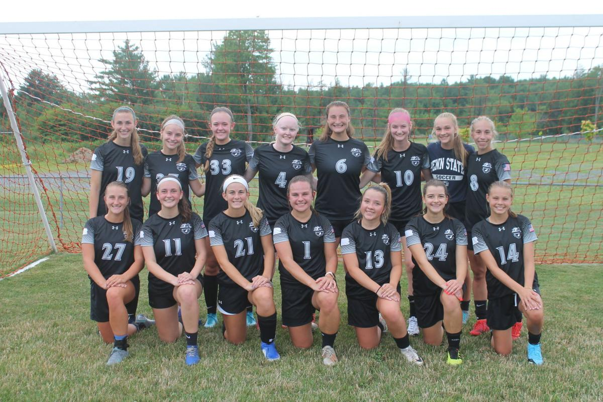Pennsylvania girls team