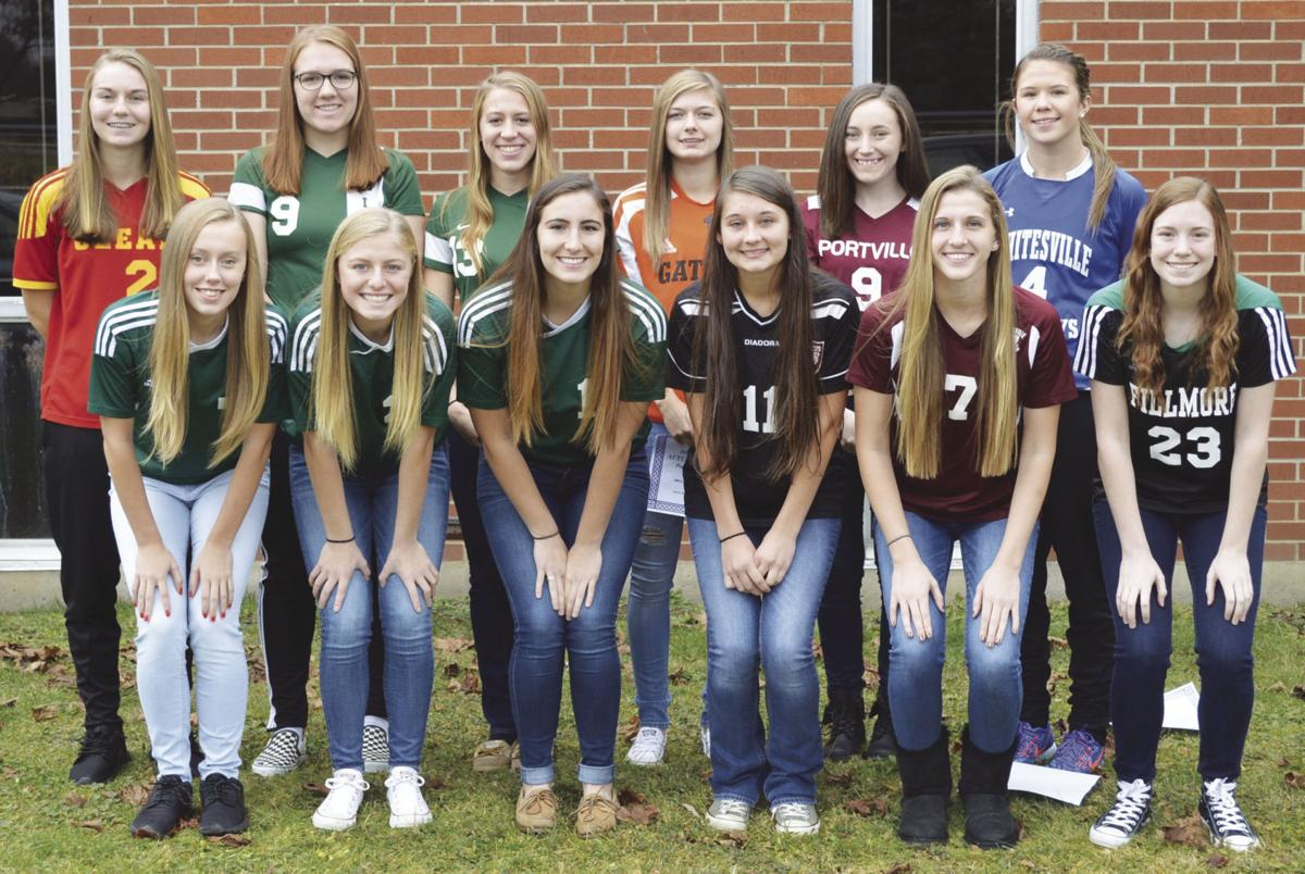 f362b7dc5 Area s top soccer players honored. Named to the 2016 Big 30 Girls Soccer All -Star ...