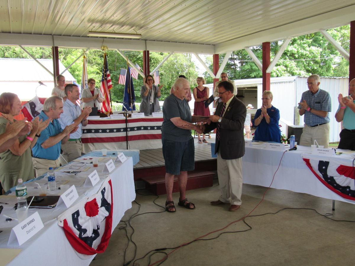 County legislators thank all at 175th Allegany County Fair