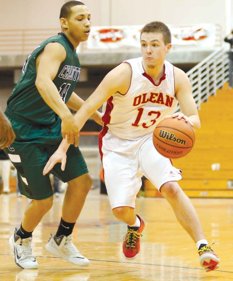 Olean Class Cars: Olean High Advance To New York Final Four