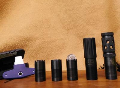 Shotguns: Discerning shot size and the right choke tube