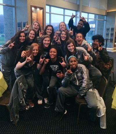 NCAA Tournament-bound Bonnies