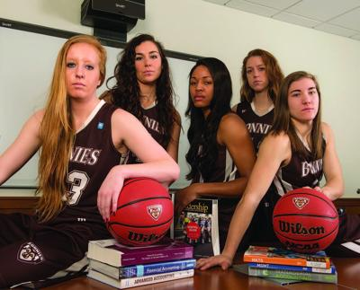 St. Bonaventure women's basketball: Academics and athleticism