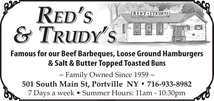 Red & Trudy's