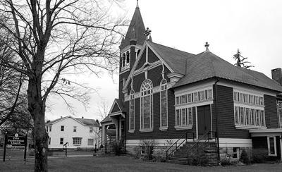 Portville's First Presbyterian Church