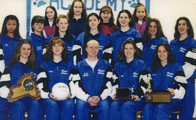 1996 HA Volleyball