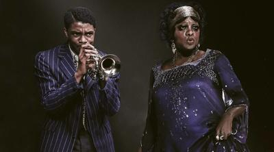 Talking Black and the blues in 'Ma Rainey's Black Bottom'