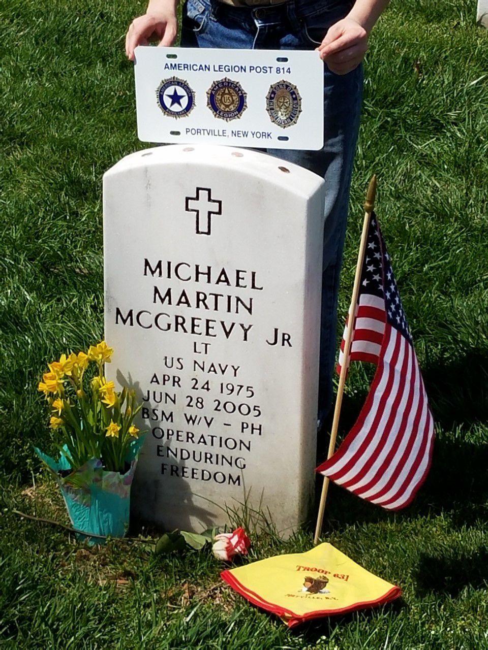 McGreevy gravesite