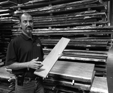 Olean Chamber Helps West Penn Hardwoods Hires Take Root