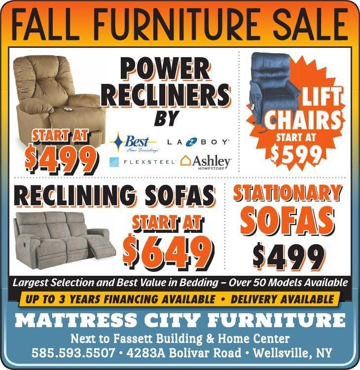 Mattress City Furniture