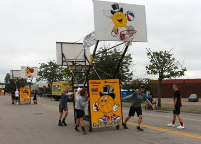 Gus Macker Tournament kicks of a weekend of basketball in Olean