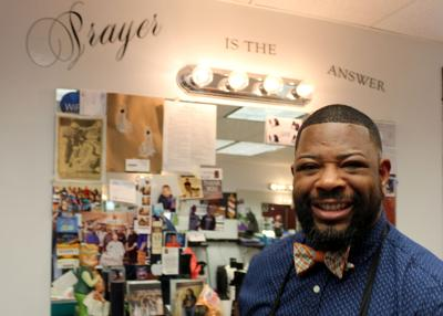 Olean pastor ministers to those troubled by addiction in barber shop