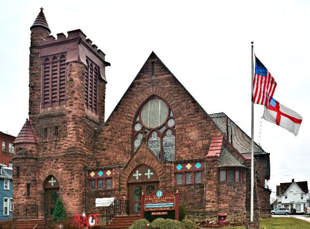 Two Olean churches