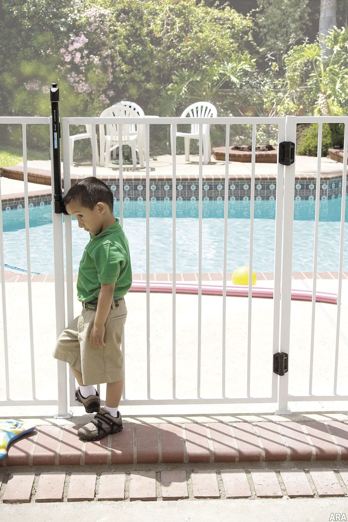State union warm weather means pool safety is a must