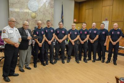 Breast Cancer Awareness Month proclamation