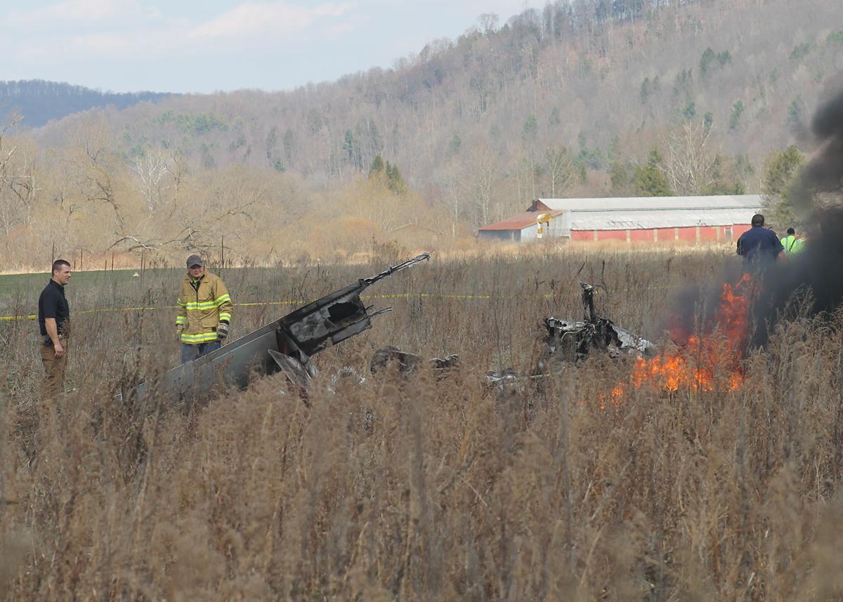 One man dies, another injured in Great Valley plane crash