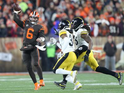 Round 2; Steelers, Browns bracing for pivotal rematch