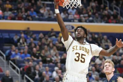 Bonnies fall to Canisius