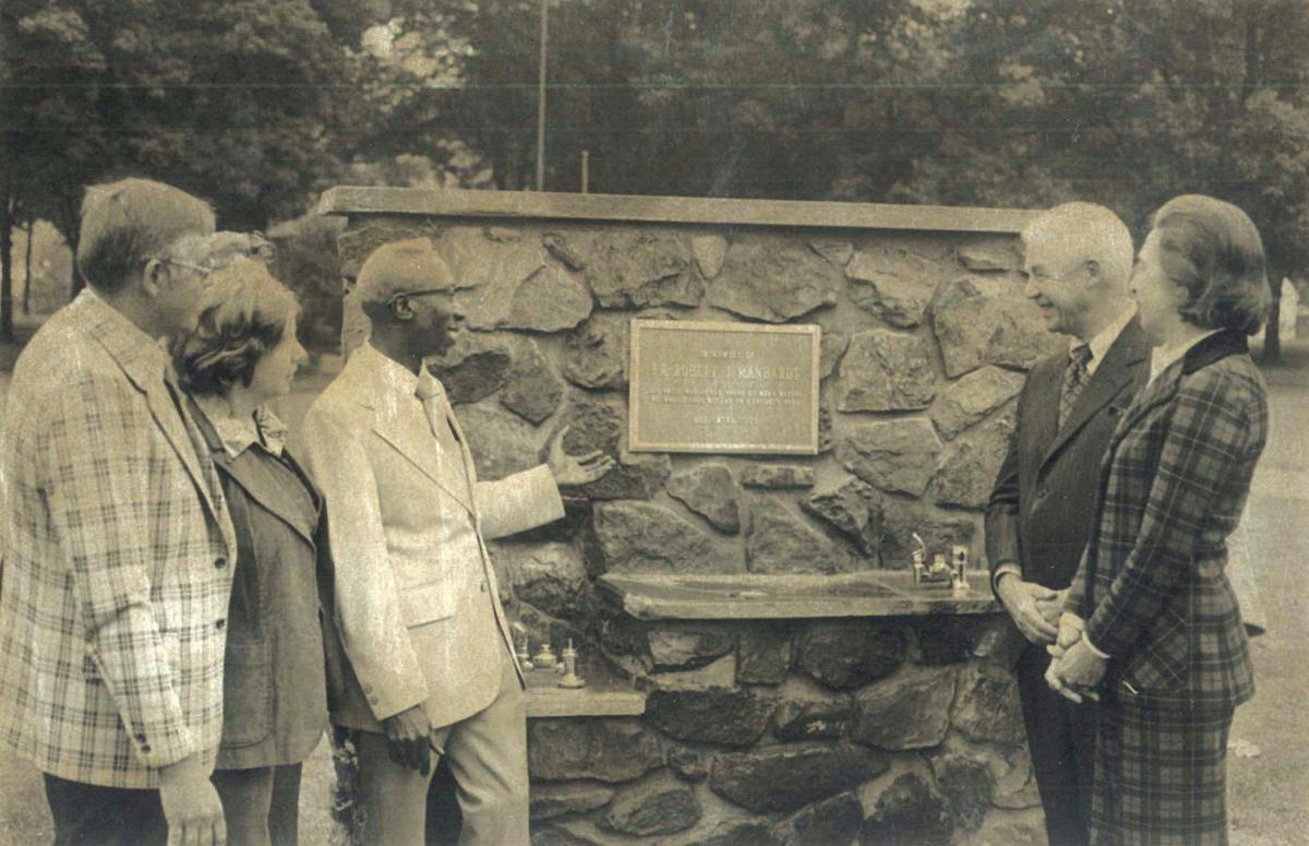 Manhardt 1977 dedication