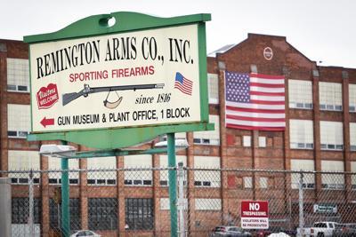Remington in Ilion