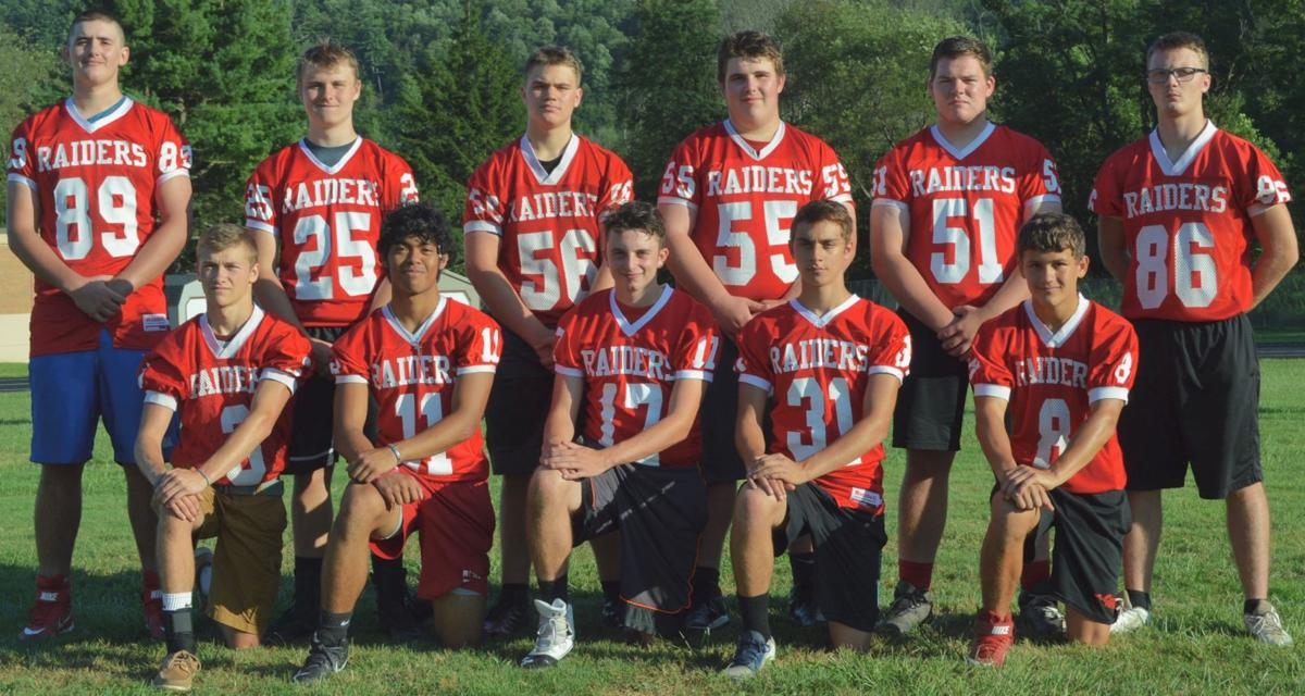 Cameron County returning starters